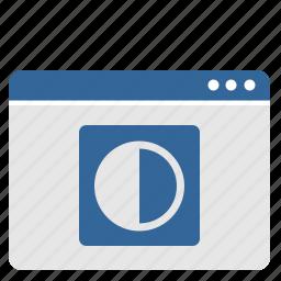 color, contrast, control, ui, window icon