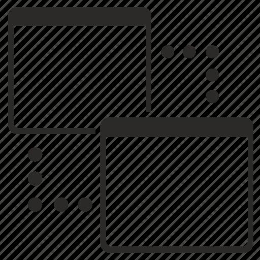 api, exchange, load, program, windows icon