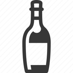 champagne, champagne bottle, france, raw, simple, vineyard, wine icon