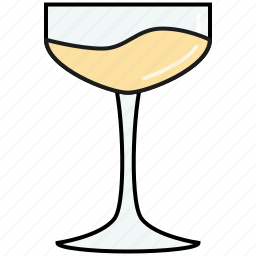 celebration, champagne, gatsby, prosecco, sparkling, vintage, wine icon