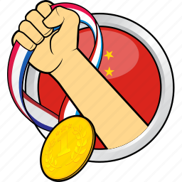 champion, china, competition, sport, sport event, winner, winning icon