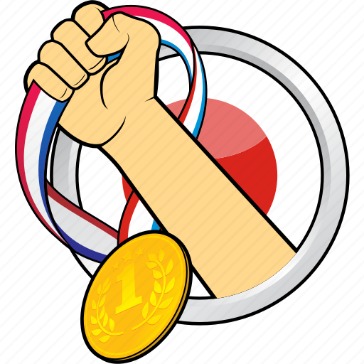 champion, japan, sport, sport event, winning icon