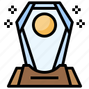 award, champion, cup, glass, prize, trophy, winner icon