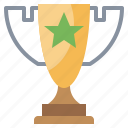 award, champion, cup, medal, prize, trophy, winner icon