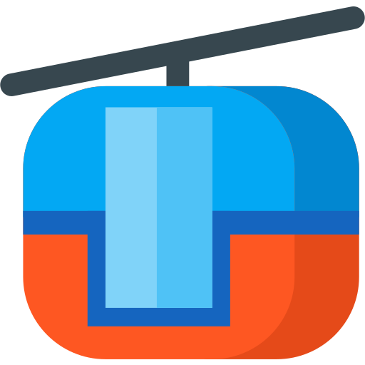 cabin, cable, car, transport, transportation, travel, vehicle icon