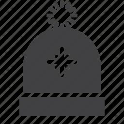 cold, hat, head, winter icon