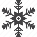 cold, freeze, snow, snowflake icon