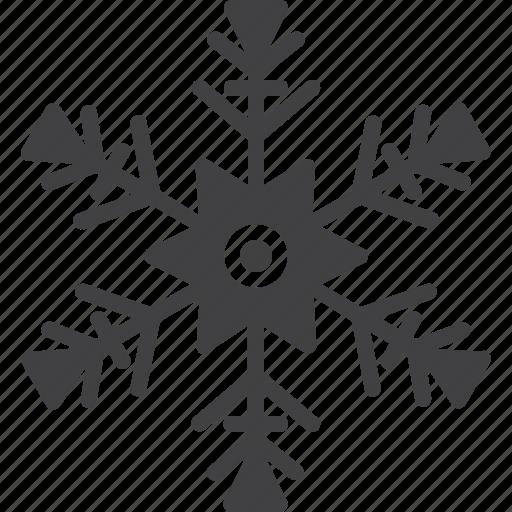 cold, freeze, snow, snowflake icon