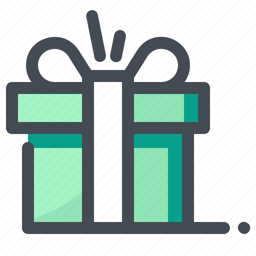 christmas, gift, gift box, holiday, new year, winter, xmas icon