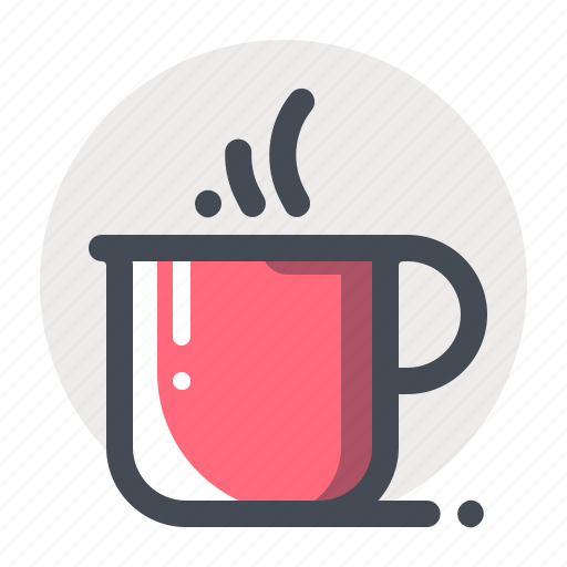 christmas, coffee, holiday, hot chocolate, hot drink, warmth, winter icon
