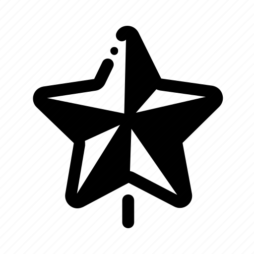 christmas, christmas decoration, new year, star, toy, vacation, winter icon