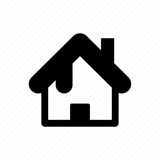 christmas, cold, home, house, snow, winter icon