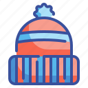 accessory, beanie, clothing, hat, warm icon