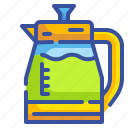 electric, food, kettle, restaurant icon