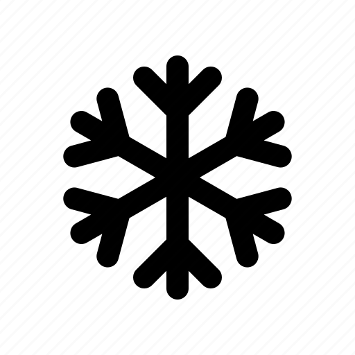 cold, cool, season, snowflake, winter icon
