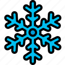 december, flake, holidays, snow, snowing, winter