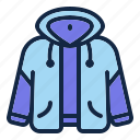 winter, clothing, accessories, jacket