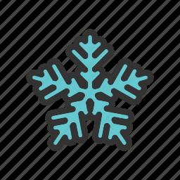 filled, ice, nature, season, snow, weather, winter icon
