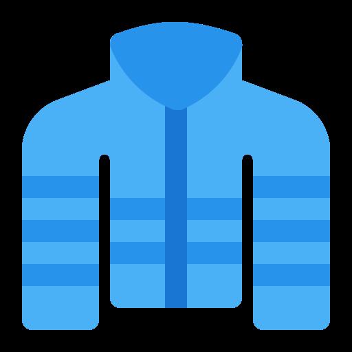 Clothes Cold Jacket Season Snow Sweater Winter Icon