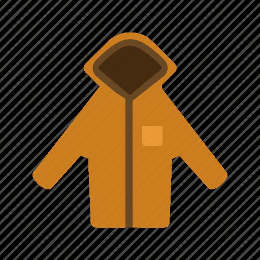 coats, hood, hoodie, jacket, sport, warm, winter icon