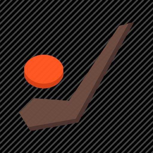 hockey, ice, player, skates, sport, stick, team icon