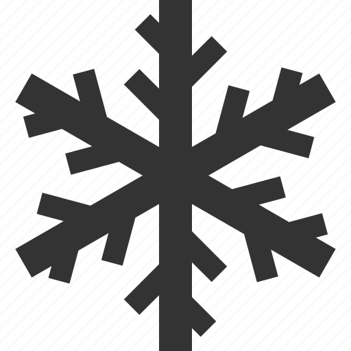 season, snow, snowflake, winter icon