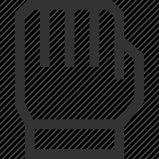 glove, mitten, outfit, warm icon