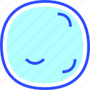 cold, holiday, season, snowball, winter icon