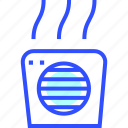 cold, heater, holiday, season, winter icon