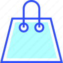 bag, cold, holiday, season, shopping, winter icon