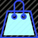 bag, cold, holiday, season, shopping, winter icon