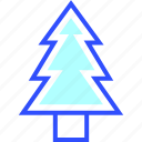 cold, holiday, pine, season, tree, winter icon