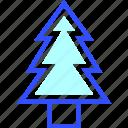 cold, holiday, pine, season, tree, winter