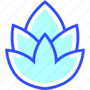 cold, cone, holiday, pine, season, winter icon