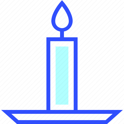 candle, cold, holiday, season, winter icon