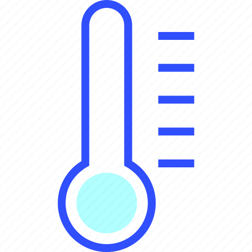 cold, holiday, season, thermometer, winter icon