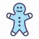 baby, child, christmas, decoration, kid, snowman, winter icon