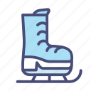 christmas, footwear, shoes, sky, snow, weather, winter icon