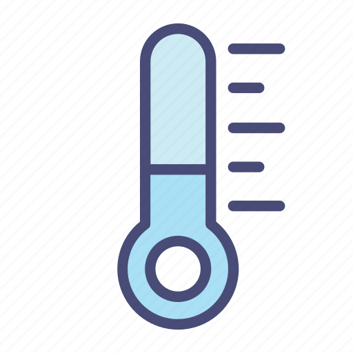 Snow, temperature, thermometer, weather icon - Download on Iconfinder