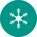 frost, ice, snow, snowflake, snowflakes, white, winter icon