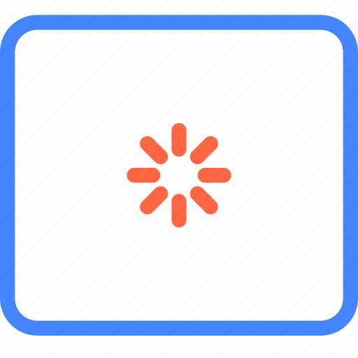 Loading, page, prototype, update, wireframe icon - Download on Iconfinder