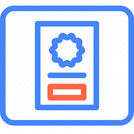 form, offer, page, profile, prototype, wireframe icon