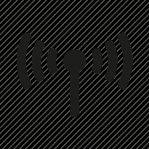 internet, signals, wifi, wifi signals, wireless icon