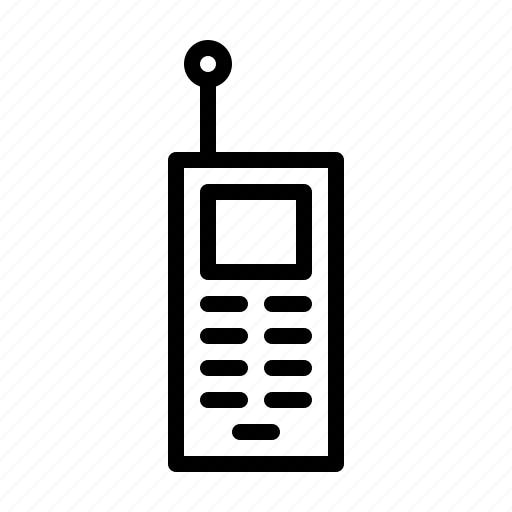devices, electronic, hardware, mobilephone, technology, wireless icon
