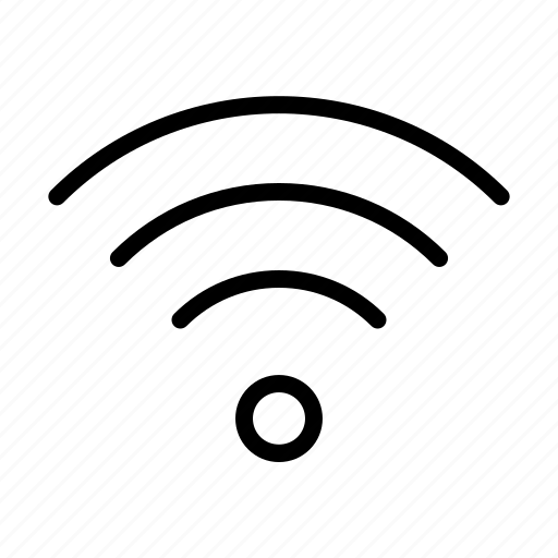 devices, electronic, hardware, technology, wifi, wireless icon