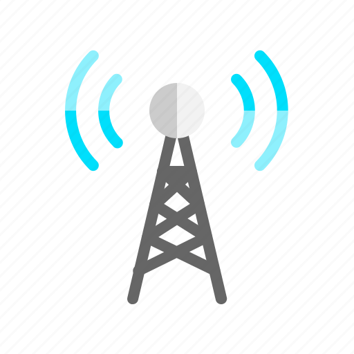 Antenna, communication, network, signal, wifi, wireless icon - Download on Iconfinder