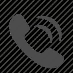 handle, phone, ringing, telephone, wifi, wireless icon
