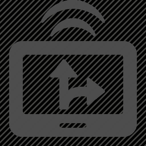 gps, technology, wifi, wireless icon