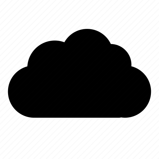 cloud, cloudy, download, forecast, storage, weather icon