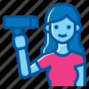 activity, beauty, dryer, hair, lifestyle, salon, woman